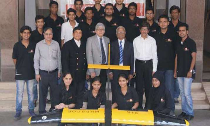 mumbai students win global aero design contest in the usa
