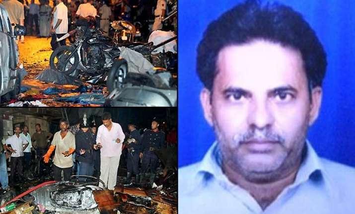 mumbai blast suspect dies after interrogation