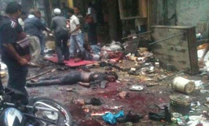 mumbai blast toll rises to 20