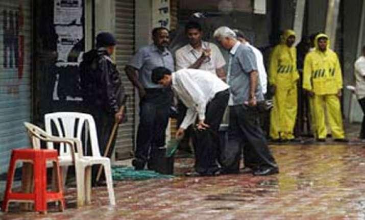mumbai blasts jamiatul ansarul muslimeen hand suspected