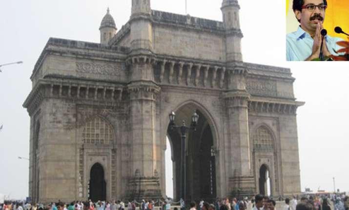 mumbai not for sale says uddhav thackeray