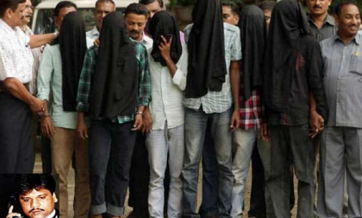 mumbai police clamps down on chhota rajan s activities