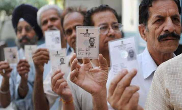 mumbaikars cast off some poll time sloth 53 per cent vote