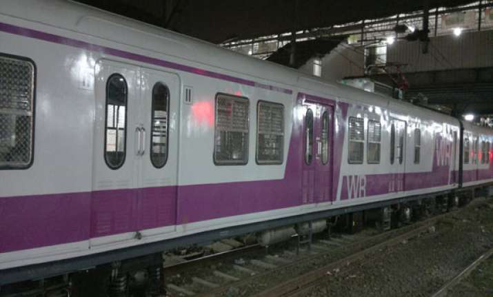 mumbaikars may ride in ac local trains from september