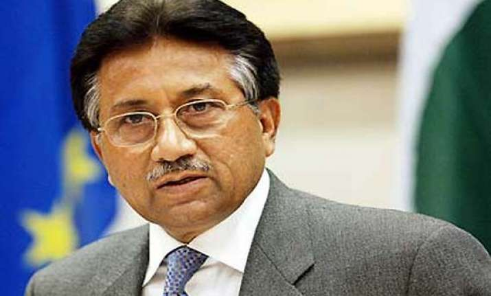 pak army wants peace india should take lead musharraf
