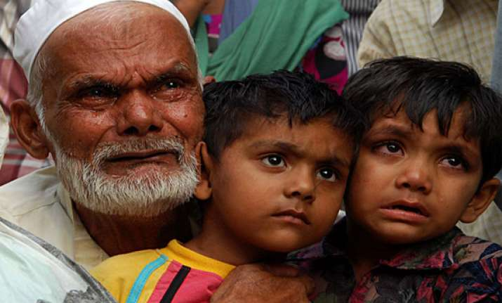 muslim body to build houses for muzaffarnagar victims