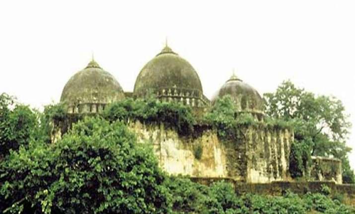 muslims won t give up babri masjid land says owaisi