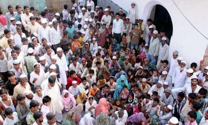 muzaffarnagar riots women mahapanchayat postponed