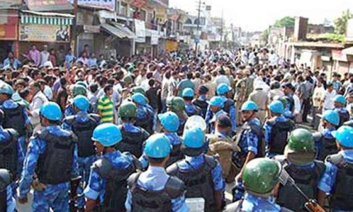 muzaffarnagar riots children elude schools
