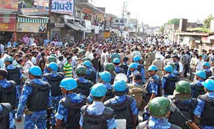 muzaffarnagar riots sit files fresh chargesheet against 235