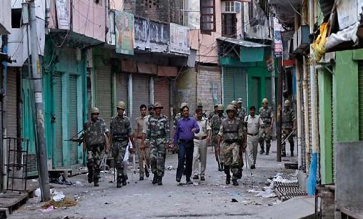 muzaffarnagar riot accused dies in jail