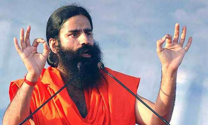 my mission is political purity baba ramdev
