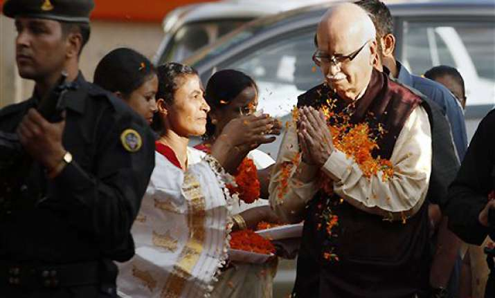 my yatra is for india not for me or bjp says advani