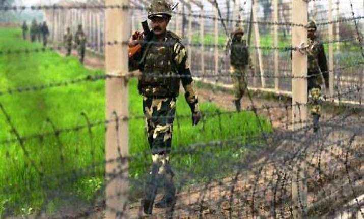 myanmar troops attempt to raise fencing india takes up issue