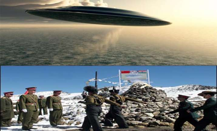 mysterious ufo sighted in ladakh on india china border by