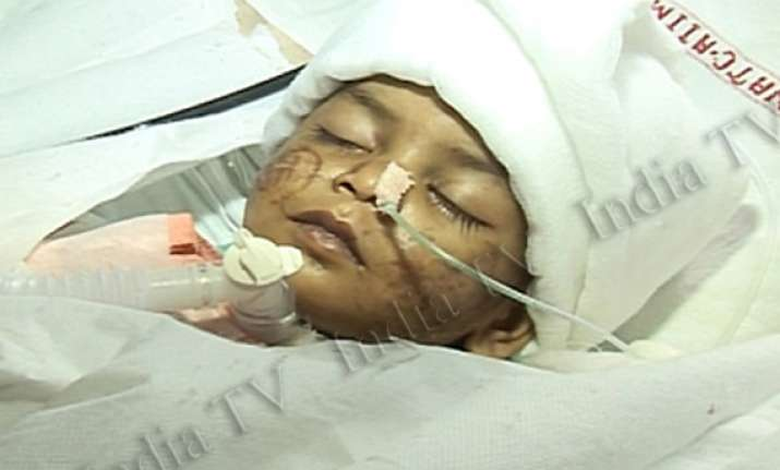 mystery continues over delhi battered baby s parents five