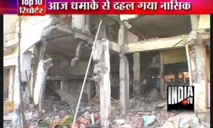 mystery surrounds nashik blast four killed