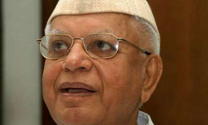 n.d. tiwari not to contest from nainital