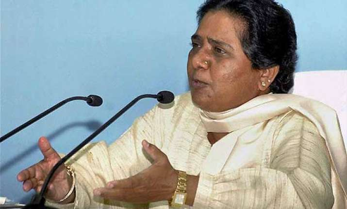 ncw nhrc behaving like political parties mayawati