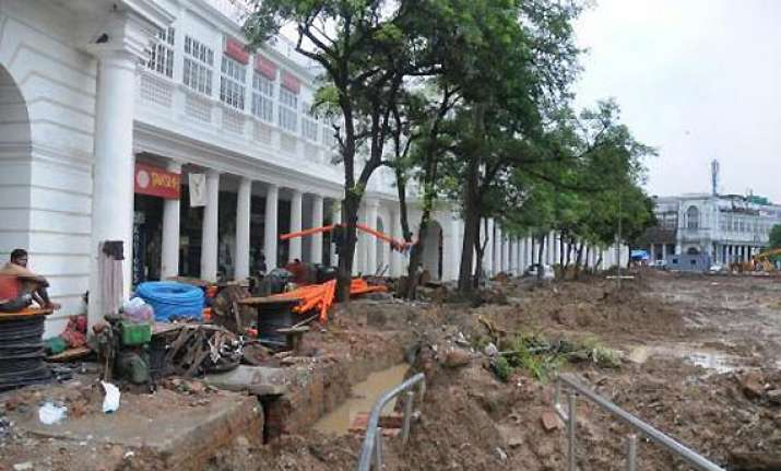 ndmc to take over connaught place renovation
