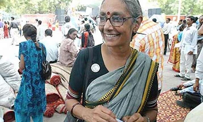 ngo activist aruna roy has a third draft of lokpal bill