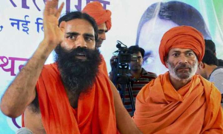ngo activist demands arrest of ramdev under nsa