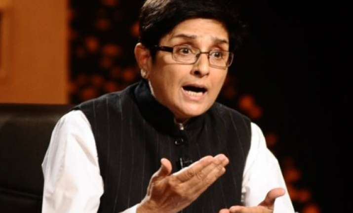 ngo trustees asked me to travel strictly as per invite bedi
