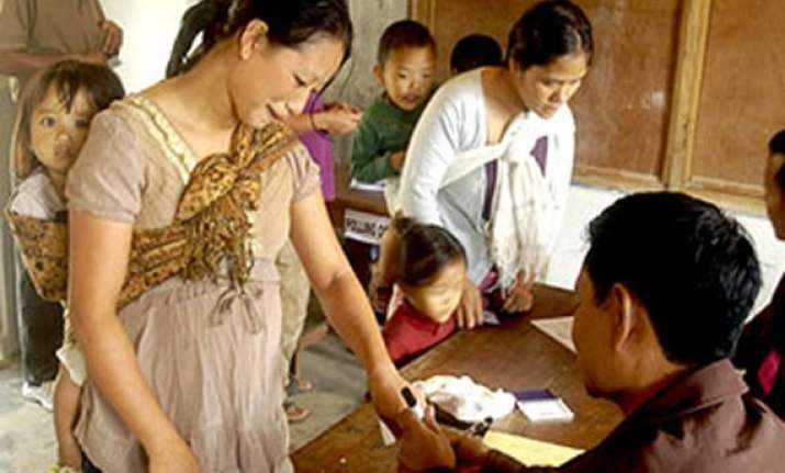 nota option to be introduced in mizoram polls