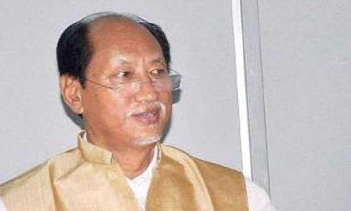 nagaland cm congratulates new governor acharya