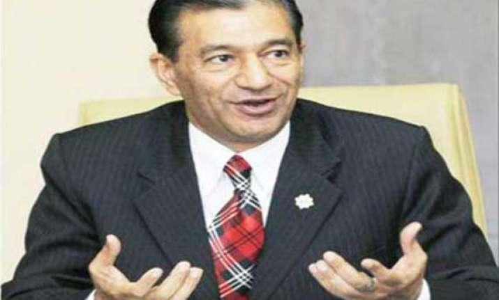 nagaland governor ashwani kumar resigns