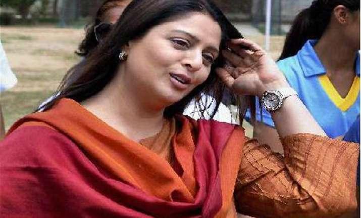nagma slams mp govt for failing to check crime against women