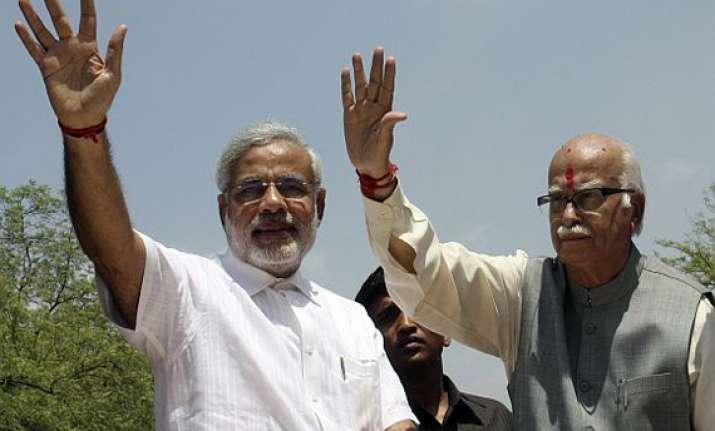 nalin bhatt criticises modi advani for not visiting godhra