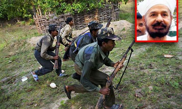 namdhari escapes maoists attack police casualties feared