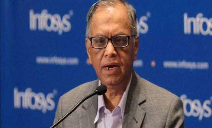 narayana murthy bids adieu to infosys once again