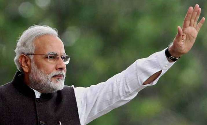 narendra modi first prime ministerial candidate to run from