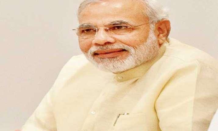 narendra modi led government to have the smallest cabinet