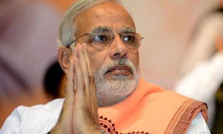narendra modi reviews functioning of prime minister s