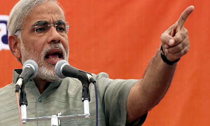 narendra modi to address rally in mumbai on december 22 bjp