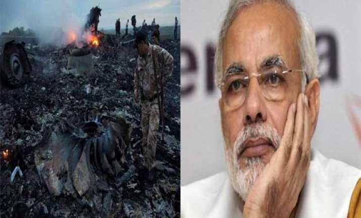 narendra modi writes to dutch pm condoles death of holland