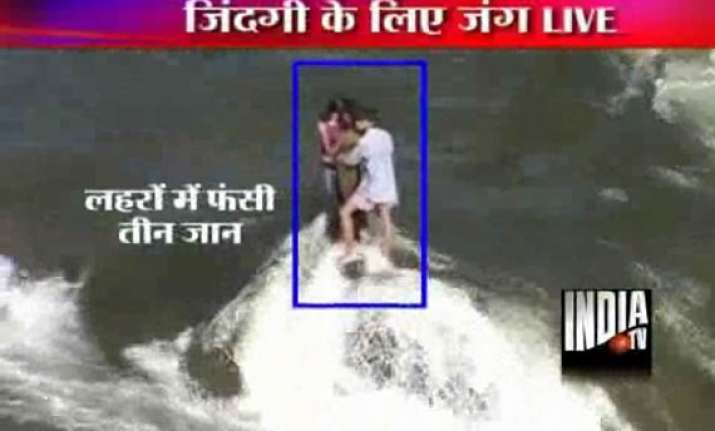 narmada picnic turned nightmare for 3 students