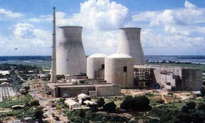 narora atomic power station in up safe npcil