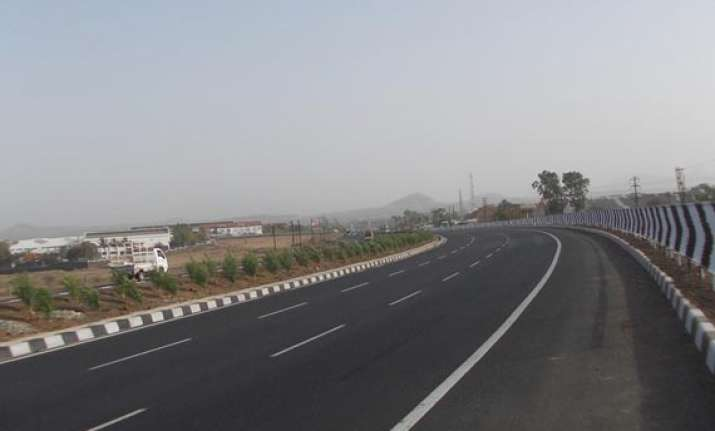 nashik flyover inaugurated