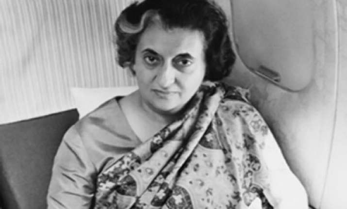 nation remembers indira on 29th death anniversary