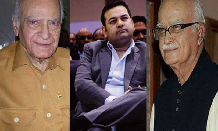 nation doesn t want a k hangal anshuman asks advani to