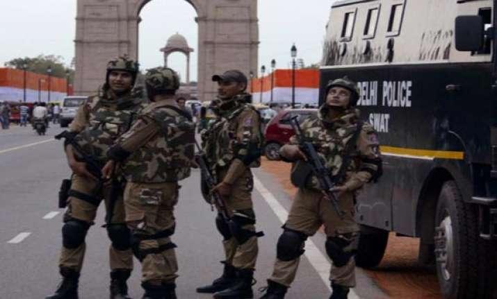 national capital enveloped in security blanket