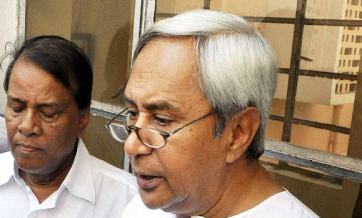 naveen patnaik wants more forces to deal with naxals