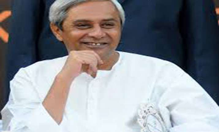 naveen patnaik first to occupy odisha cm chair four times