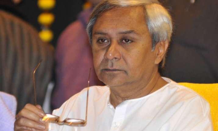 naveen congratulates bjp over victory in ls polls