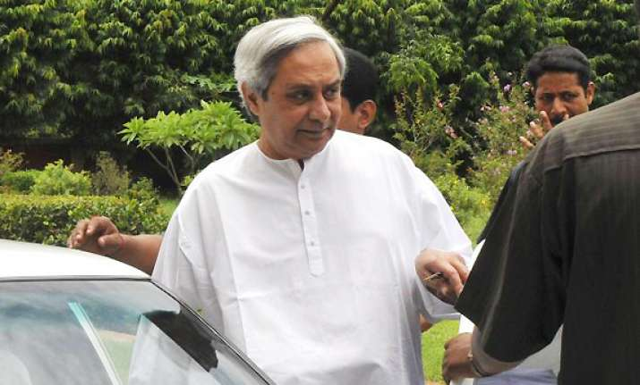 naveen invites maoist backed organisation for talks