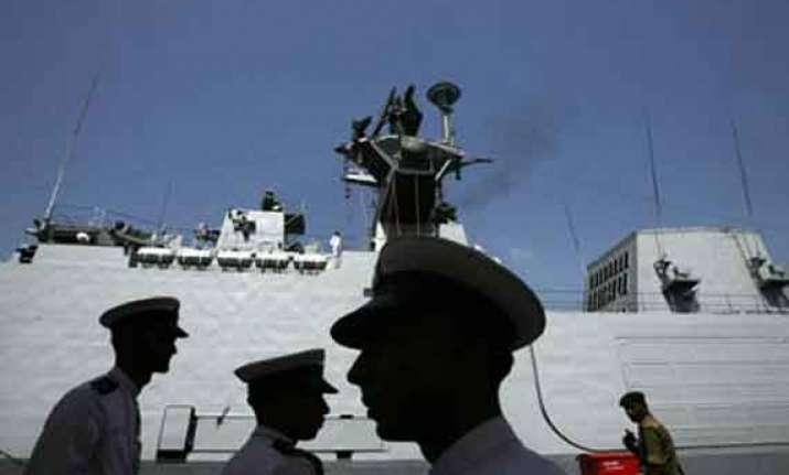 navy ship runs aground 9th mishap in 7 months